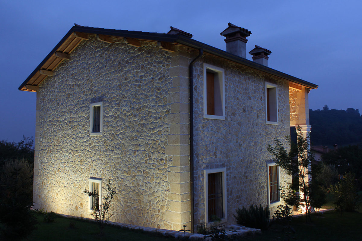 Villa in collina PPR